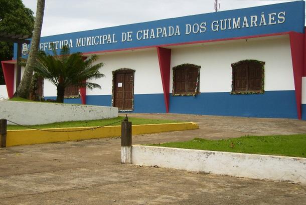 prefeitura de chapada dos guimaraes